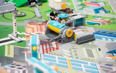 [FIRST LEGO Liga] Pridruži nam se u subotu na 5. takmičenju iz robotike!