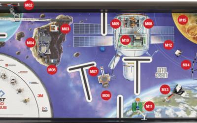 [FIRST LEGO Liga] Saznaj iz prve ruke kako je to istraživati orbitu i biti dio FIRST LEGO Lige